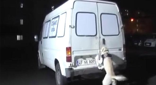 Diyarbakır Çınar'da minibüste 500 kilo esrar ele geçirildi