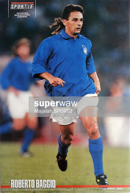 Roberto Baggio Italy 1993