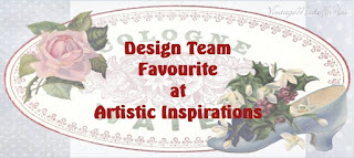 DT Fave at Artistic Inspirations