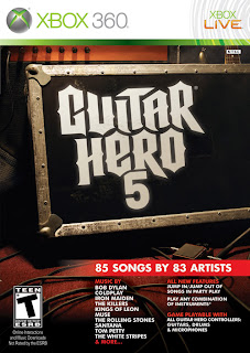 Guitar Hero 5 (X-BOX360) 2009