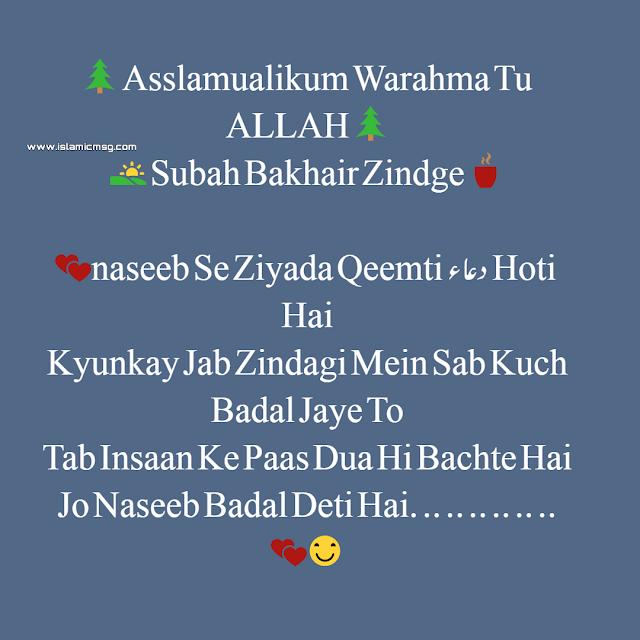 Naseeb Se Ziyada Qeemti - Islam