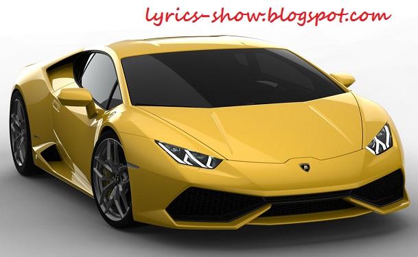Lyrics Lamborghini Lyrics Harsimran Song