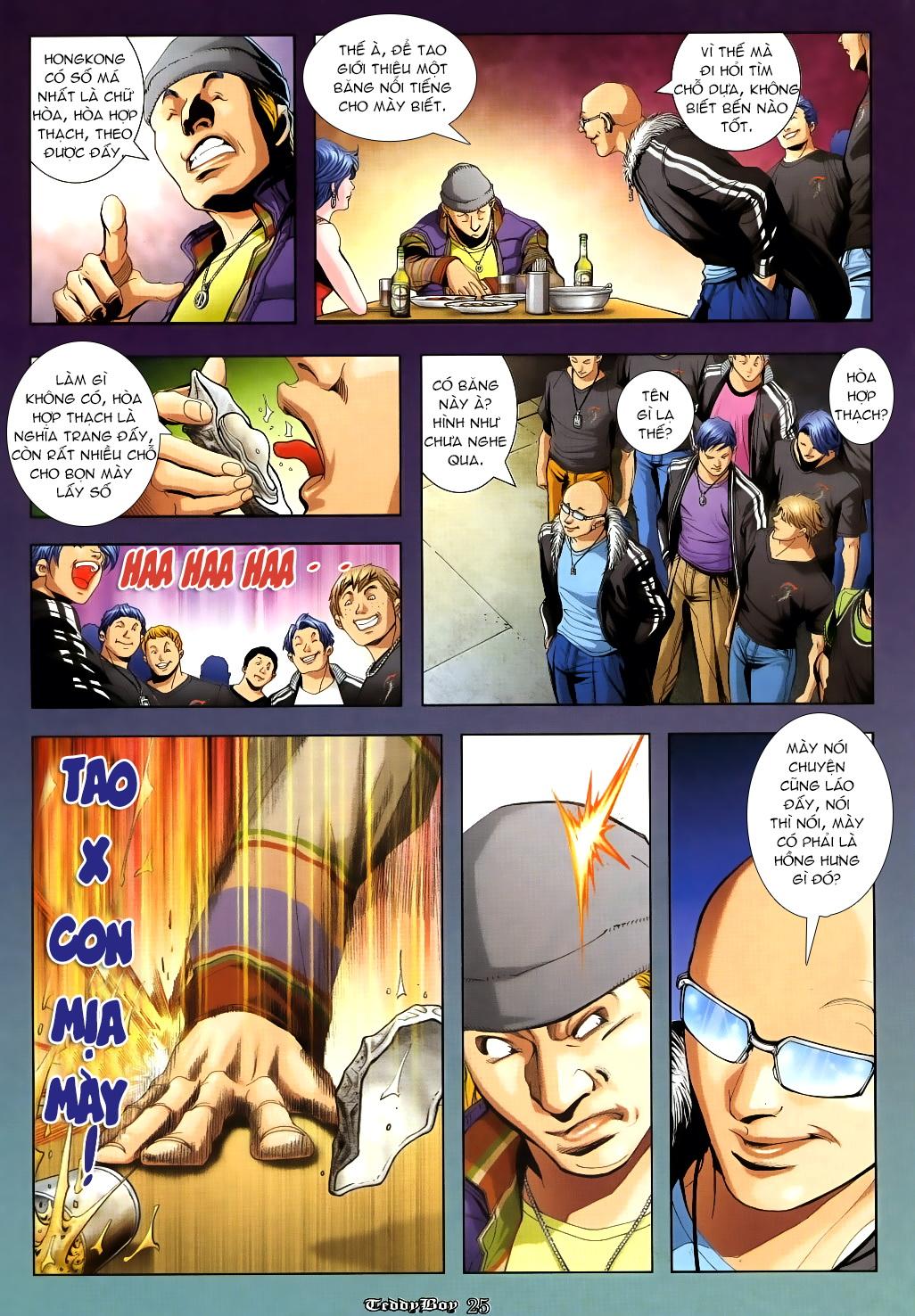 Người Trong Giang Hồ Chap 952 - Truyen.Chap.VN