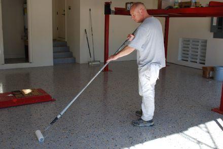 Concrete Floor Paints And Coatings Garage Floor Paintings