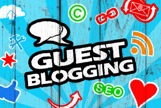 Why you should guest blog, even if you are not a writer!