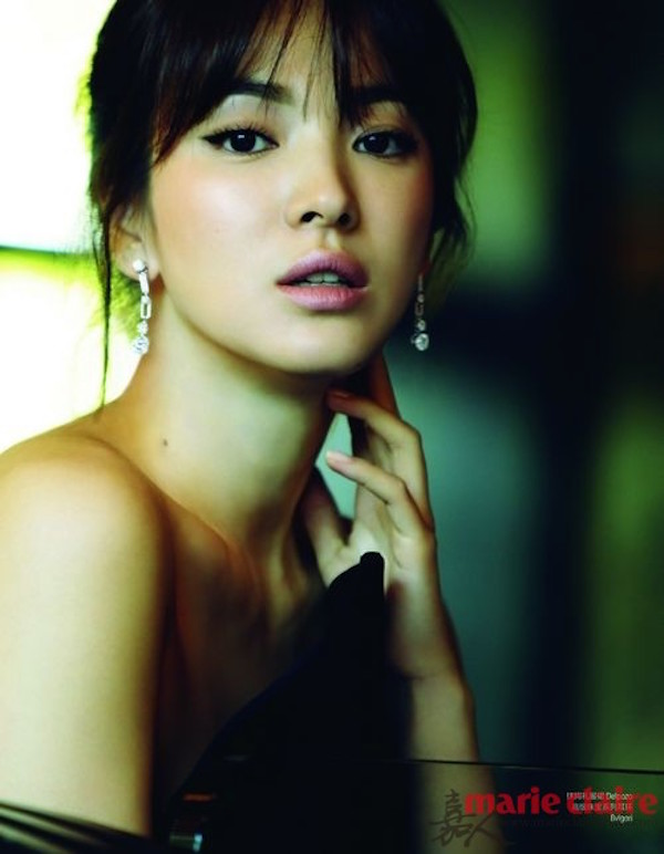 Song Hye Kyo, 송혜교, Song Hye Kyo Marie Claire