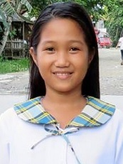 Rebecca - Philippines (PH-630), Age 11