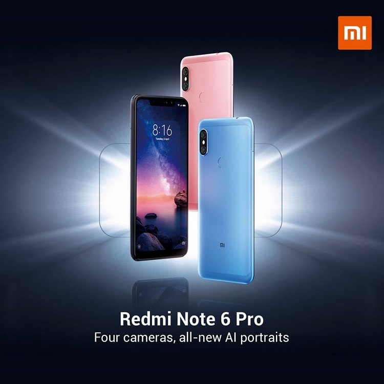 Xiaomi Redmi Note 6 Pro Is Coming to PH Soon!