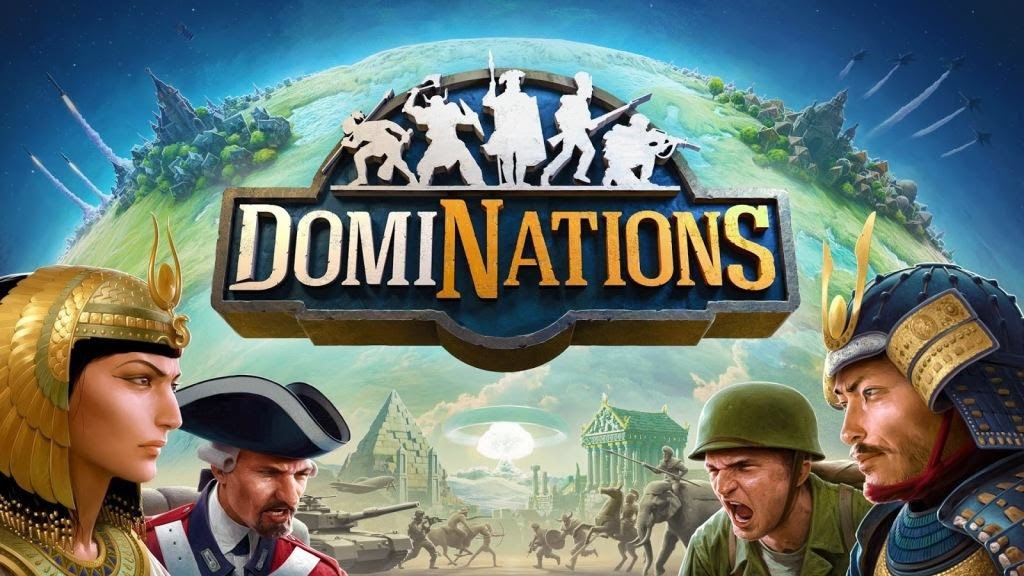 Download DomiNations: Game strategi yang keren