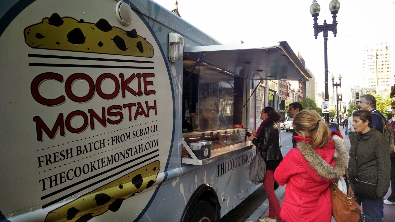 cookie monstah boston blog review