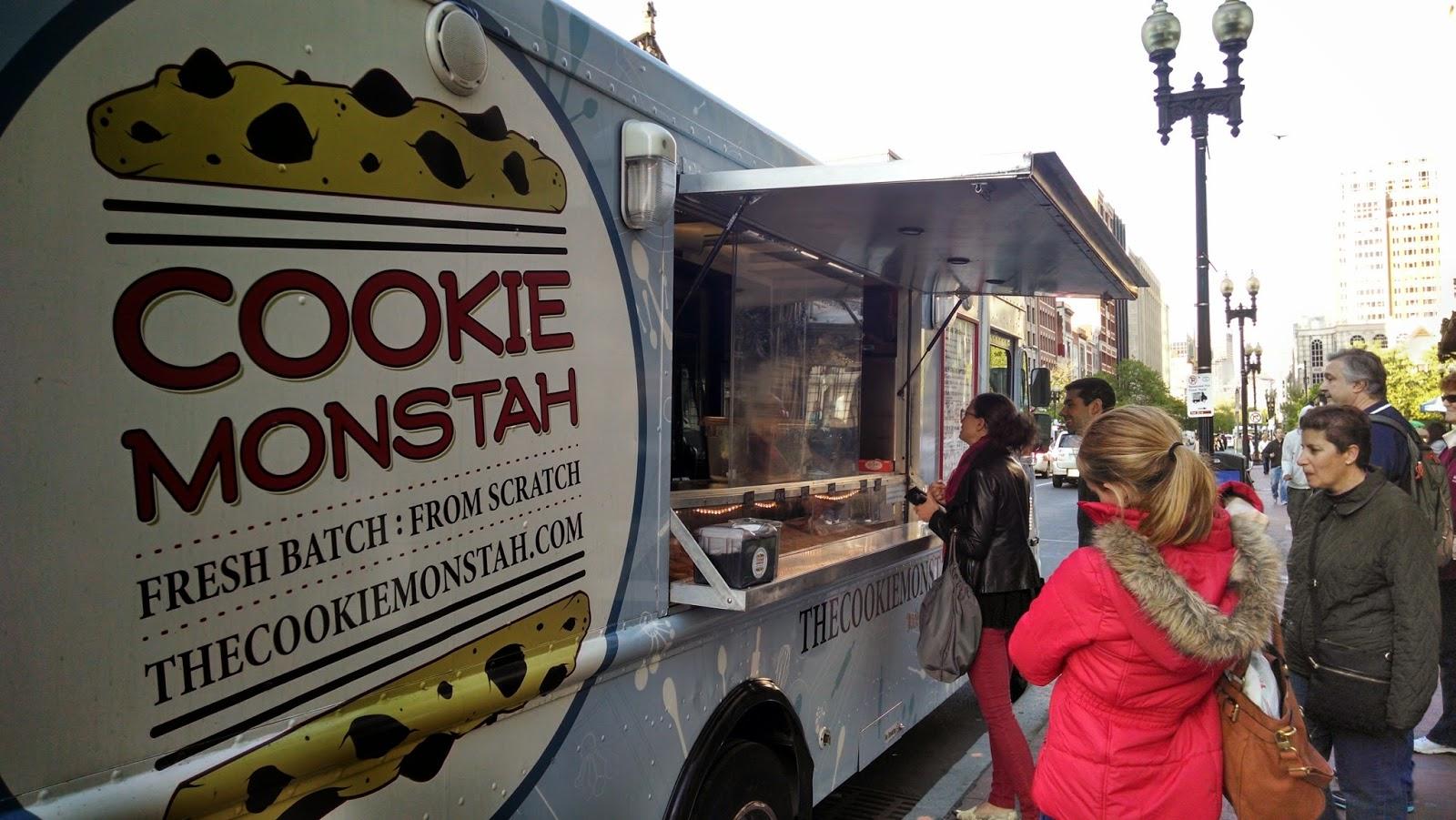 cookie monstah boston blog review