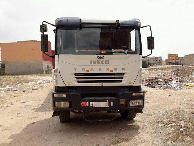 Camio Marque EVECO.model 2009