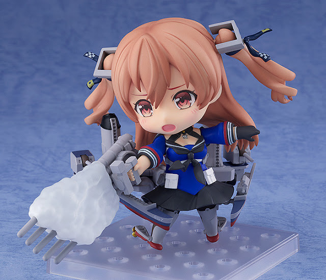 Figuras: Adorable nendoroid del destructor Johnston de Kantai Collection -KanColle- - Good Smile Company