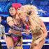 Charlotte Flair encerra com invencibilidade de Asuka