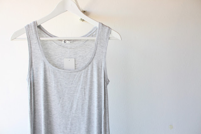 Grey casual top - Cubus, Cubus toppi, Cubus grey vest