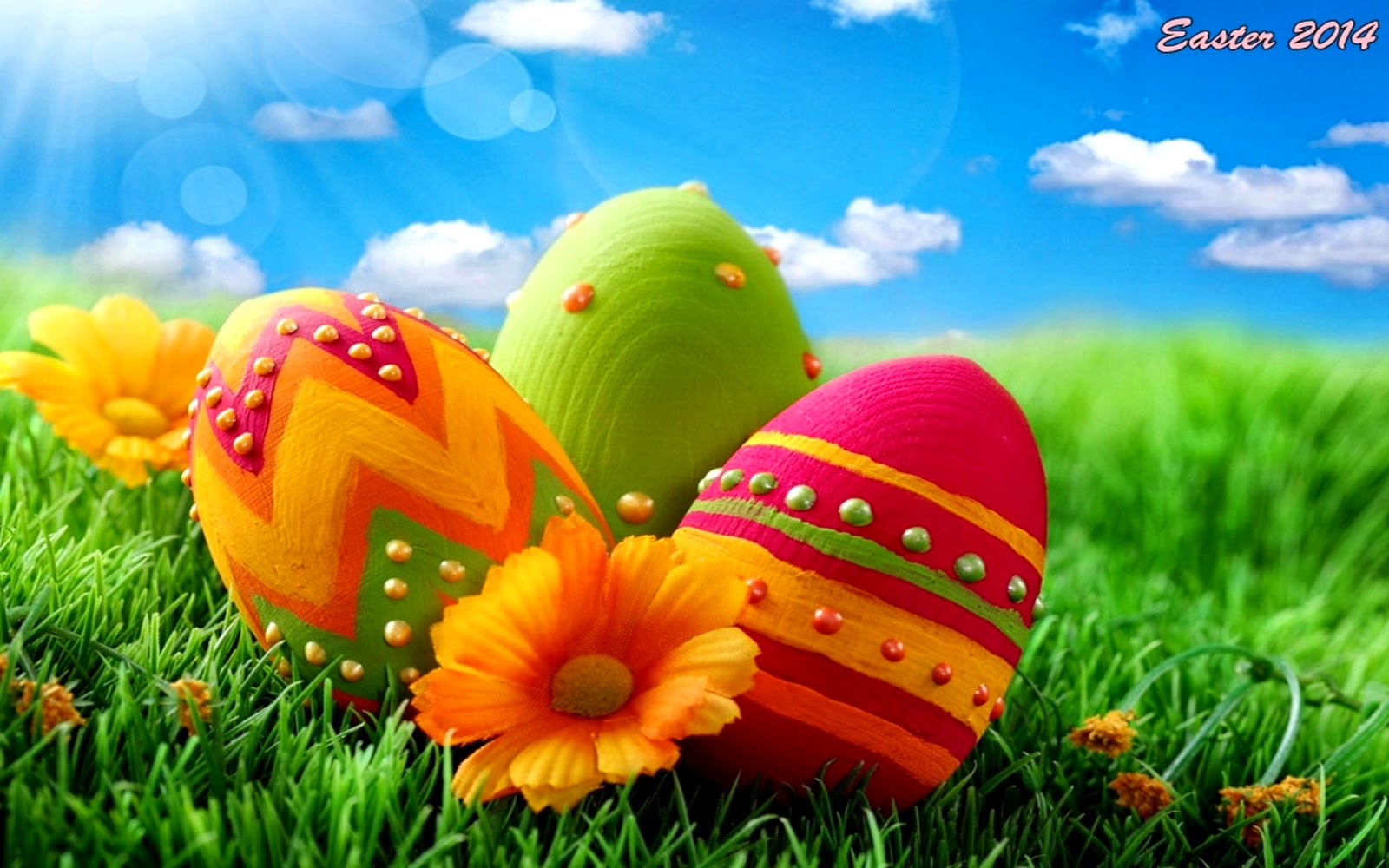Easter Sunday Beautiful Wallpaper 2014 | Wishing Image ...