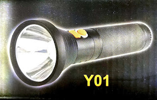 y01 led torcia on tenck 60755