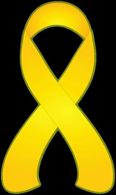 Setembro amarelo - Prevenção ao suicídio. #PraCegoVer