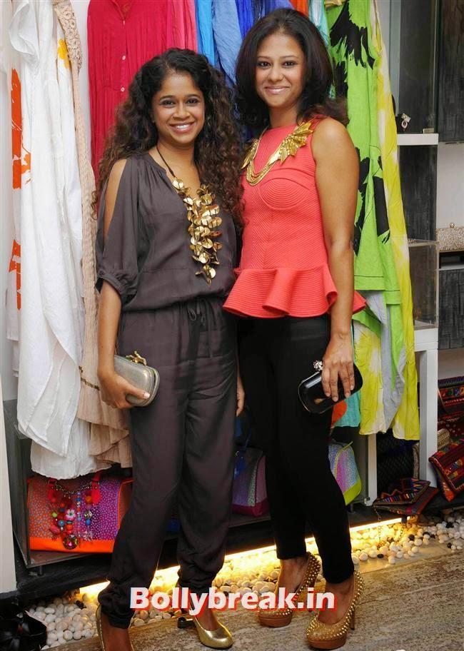 Preeti Mcconkey, Akanksha Agarwal at 'YOU Presents Resort Wear Collection'