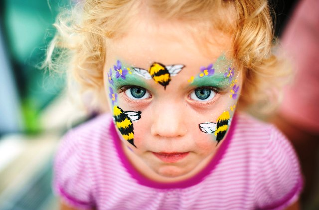 Children's Face Painting Ideas