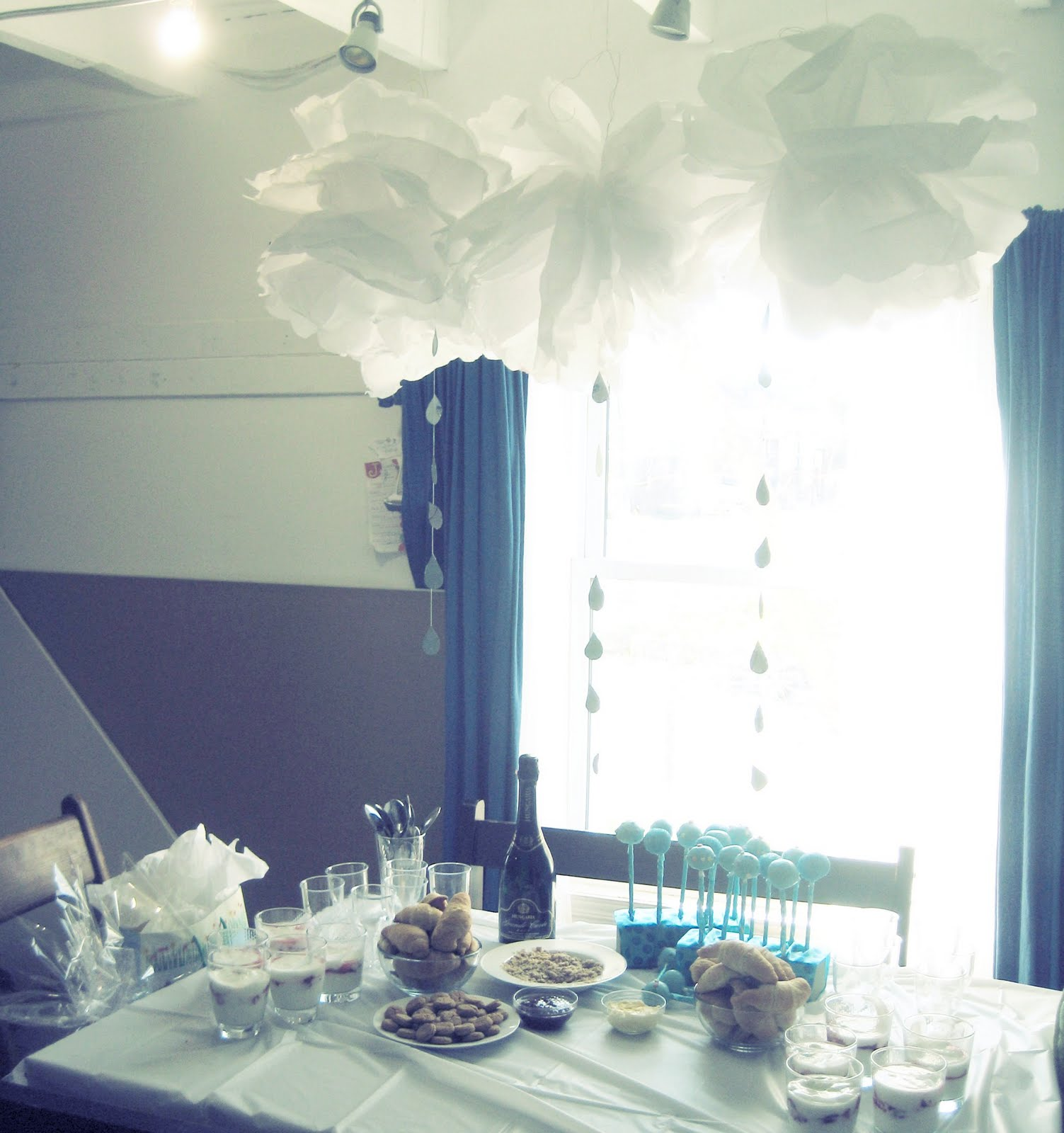 Make It Dear: Oh So Pretty Baby Shower And A Handmade Gift
