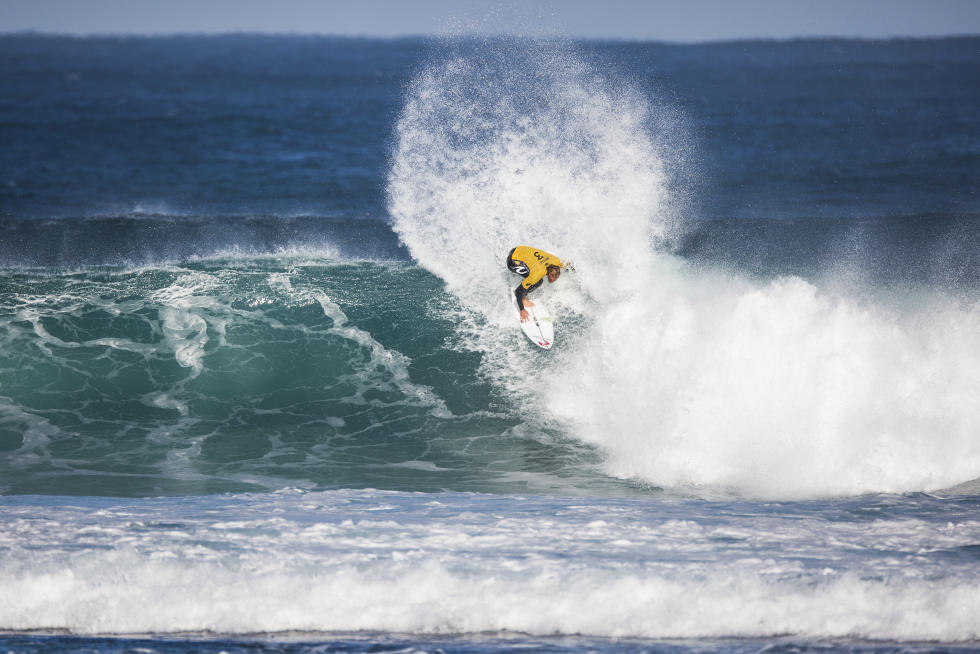 32 Owen Wright rug Aware Margaret River Pro foto WSL Matt Dunbar