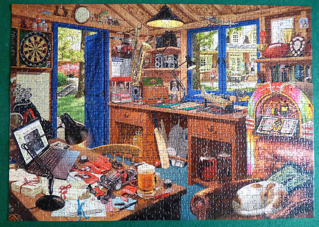 Father's Day jigsaw puzzles