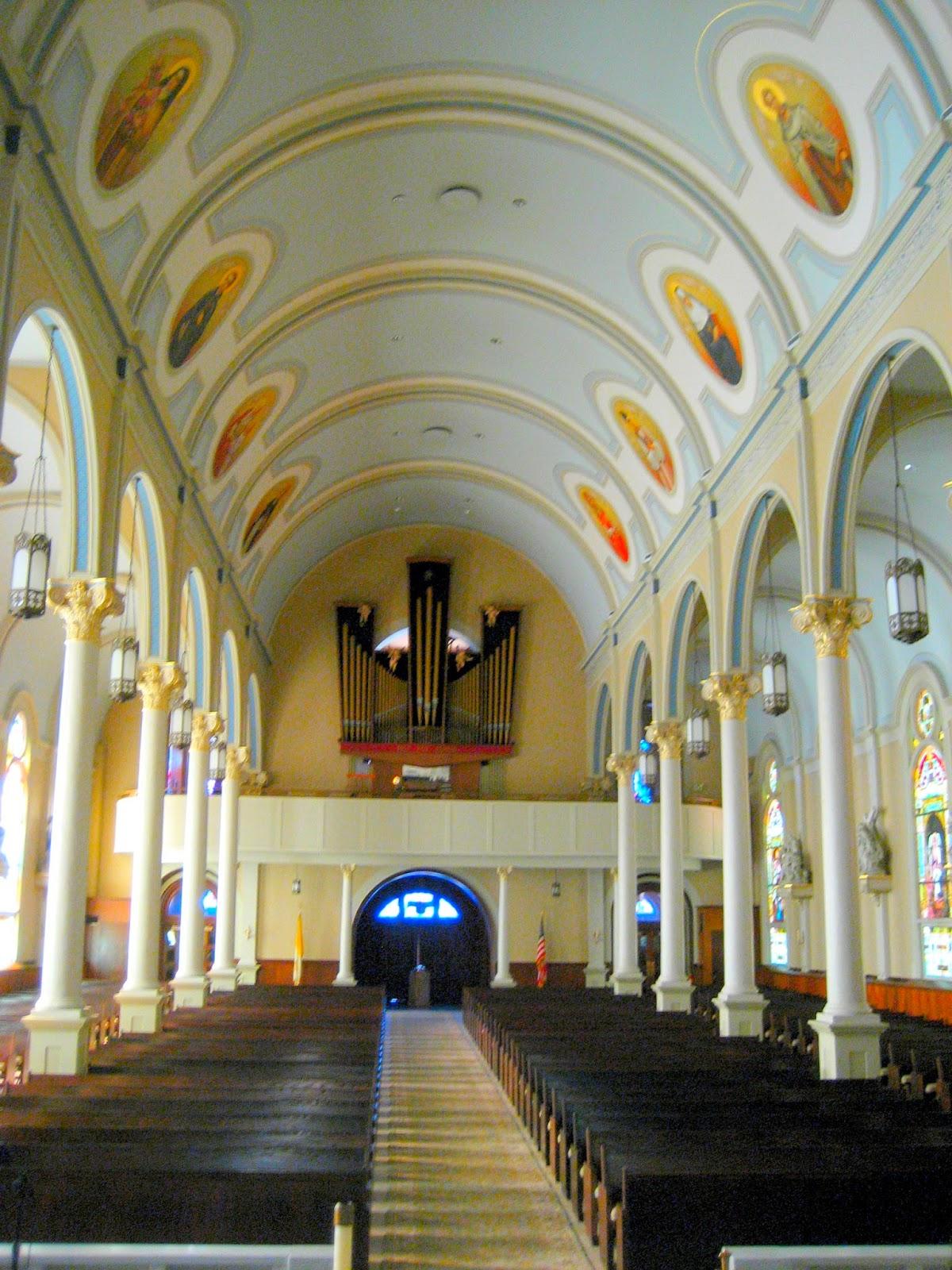 Living Rootless Abbeville Louisiana Saint Mary Magdalen