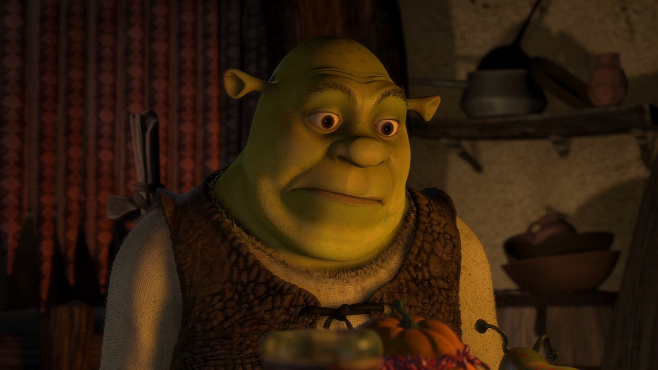 Shrek (2001) BRRip 720p Latino – Ingles captura 2