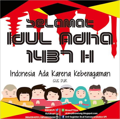 Indonesia Ada Karena Keberagaman