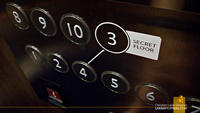 Wired Hotel Asakusa Tokyo Secret Floor