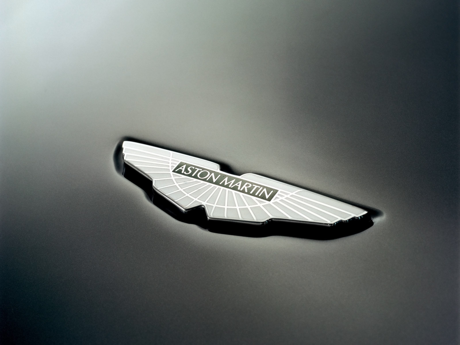 Aston Martin Logo Wallpaper