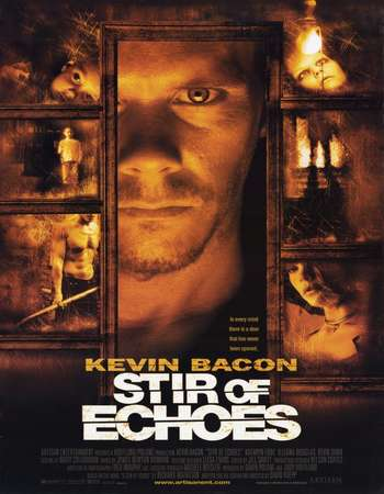 Poster Of Stir of Echoes 1999 English 300MB BRRip 480p ESubs Watch Online Free Download Worldfree4u