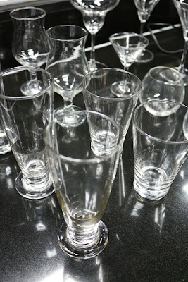 học cách sử dụng ly cocktail