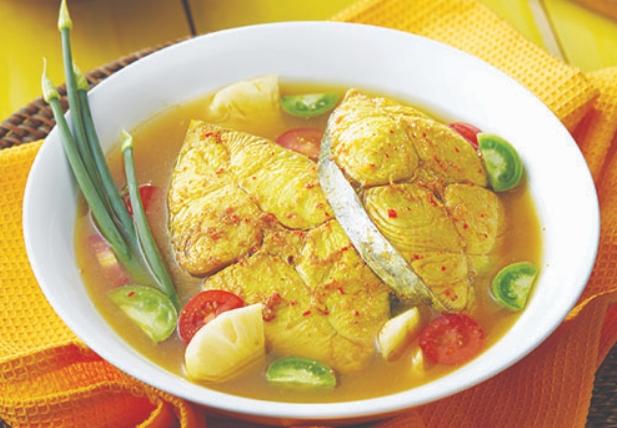 resep ikan gangan belitung