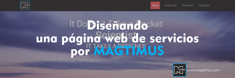 Diseñando-una-página-web-de-servicios-por-MAGTIMUS