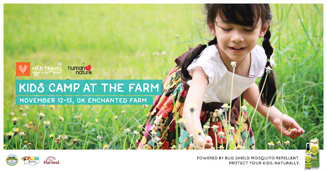 Kids Camp at the Farm by MAD Travel & Human Nature