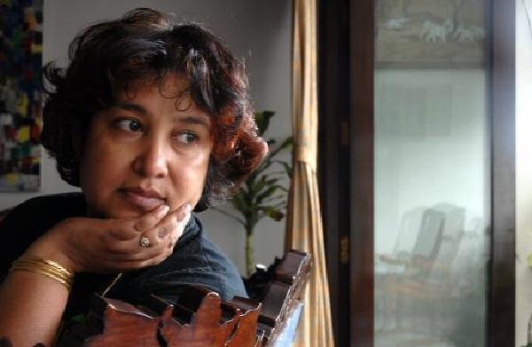என்னை முஸ்லிம் என்று அழைக்காதீர்கள் நான் ஒரு நாத்திகர்: தஸ்லிமா நஸ்ரிம்