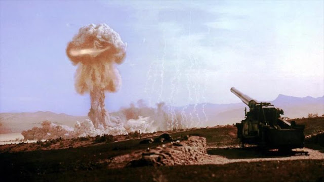 Foreign Policy: ¿Por qué Trump quiere 'mini bombas atómicas'?