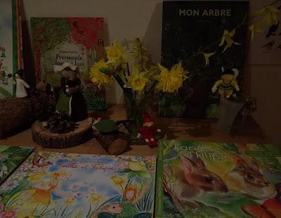 table des saisons waldorf printemps 2019 ostara blog planete parentage