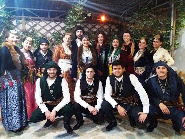 Υποδοχή πρωτοετών φοιτητών και παραδοσιακό Ποντιακό γλέντι στην Ξάνθη