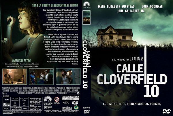 Calle Cloverfield 10 – Castellano, Inglés – DVD9