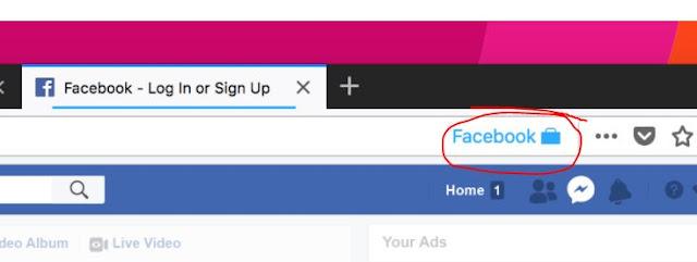 """سارع  متصفح """"فايرفوكس"""" بإطلاق أضافة """" Facebook Container """" لمنع موقع Facebook  من تعقب وتتبع مستخدميه خلال تصفحهم مواقع"""