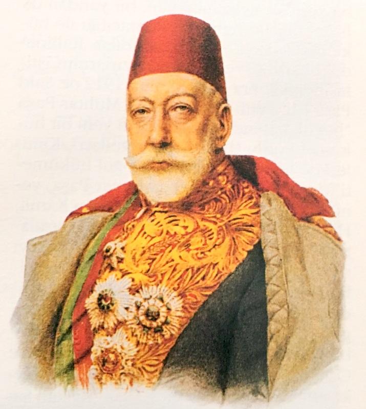 Mehmed Reşad ile ilgili görsel sonucu