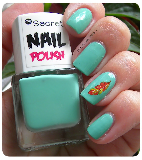 My Secret Nail Polish 212 Sea Green