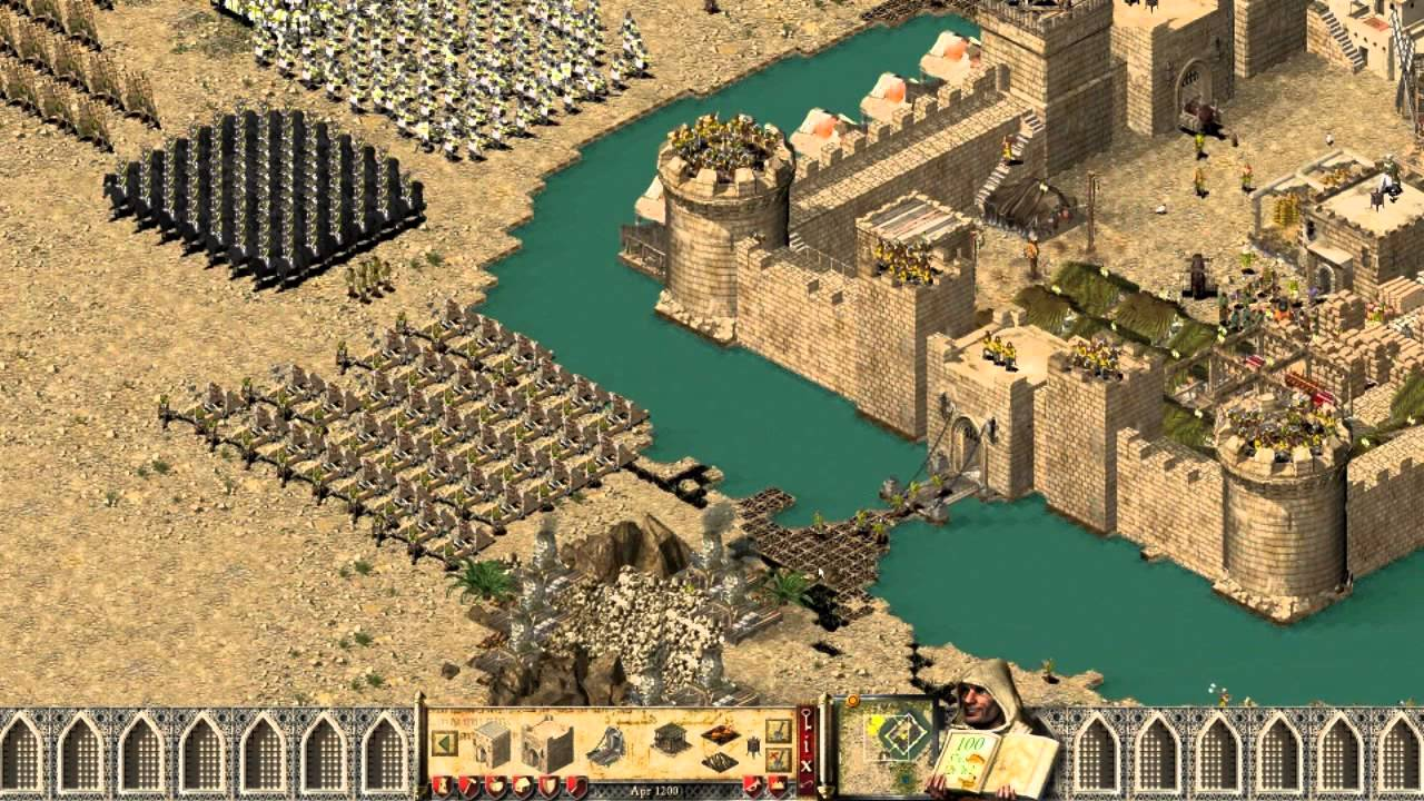Stronghold 1 PC Game Free Download Full Version Highly Compressed