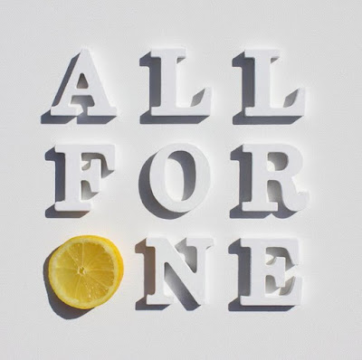 "THE STONE ROSES ""All For One"""