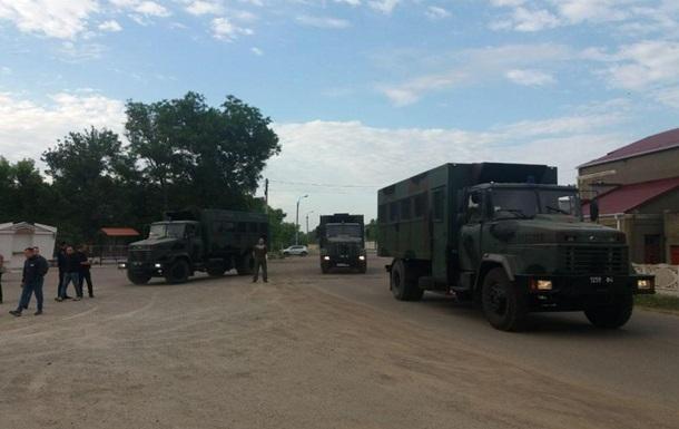 У село під Одесою ввели Національну гвардію - ЗМІ