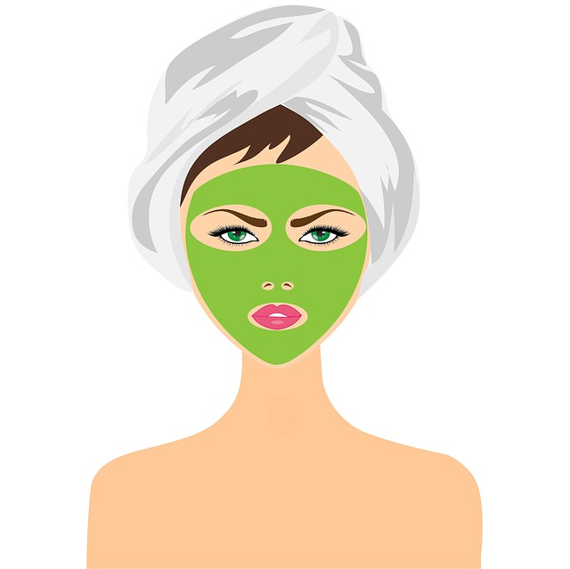 Beauty skin facial
