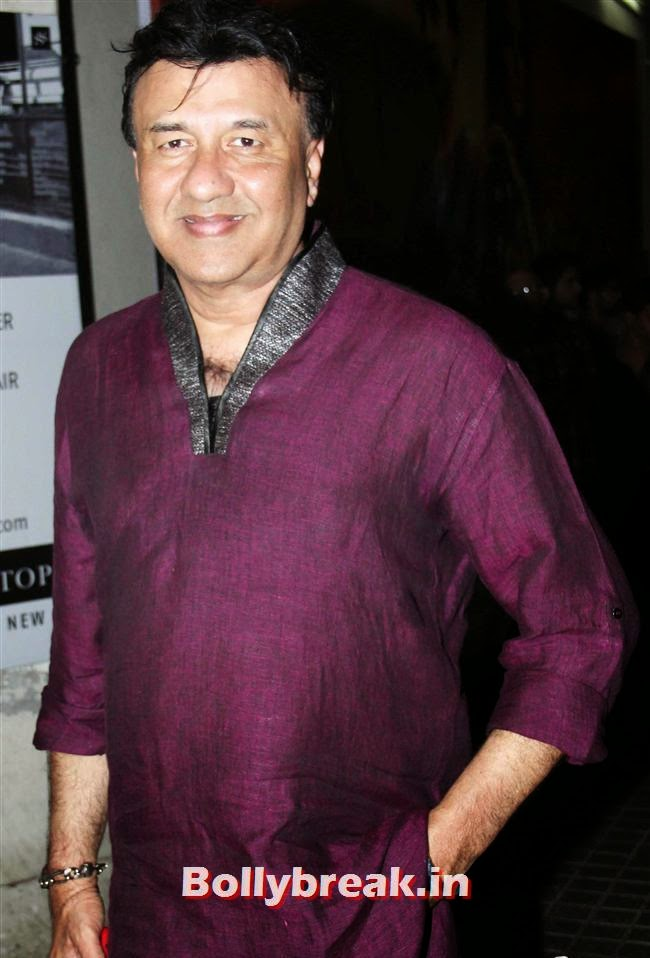 Anu Malik, Gulaab Gang Movie Premiere Pics